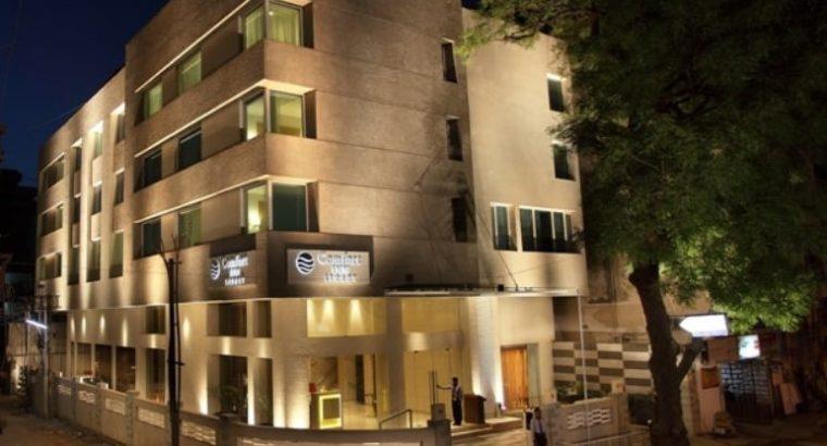 Budget hotel in Rajkot