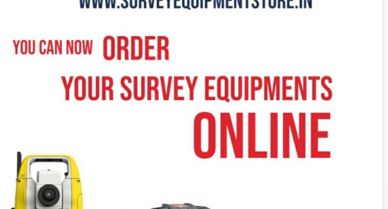 survey equipment   Laser distance meter   Total Station   Leica Dealer India