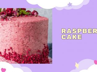 Raspberry Cake Delivery in Canada | Gift Delivery Canada | Free Shipping