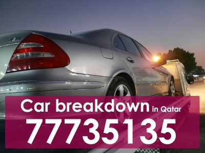 towing service, breakdown service, car recovery service in Qatar