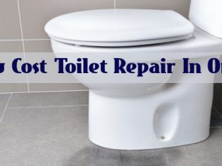 Low Cost Toilet Repair In Orem | Trusted Handyman