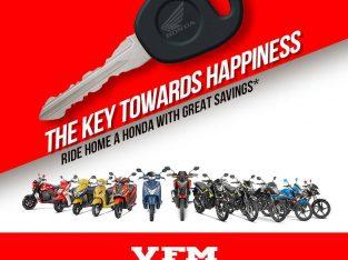 VFM Honda – Authorized Honda Dealers