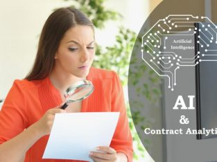 AI Based Contract Analytics A must to mitigate Enterprise Risk | Smart Contract Analytics