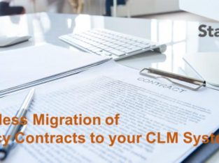 Legacy Contract Migration & Document Analysis | Smart Contract Analytics