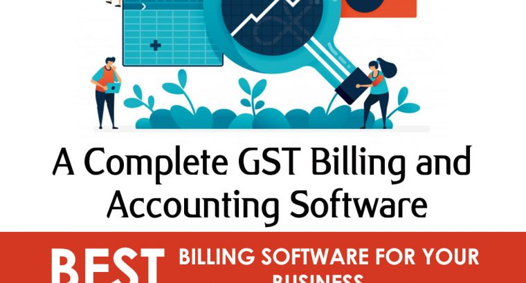Billit – A Complete GST Billing and Accounting Software