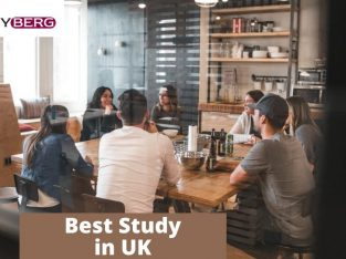 Study in UK: Studyberg