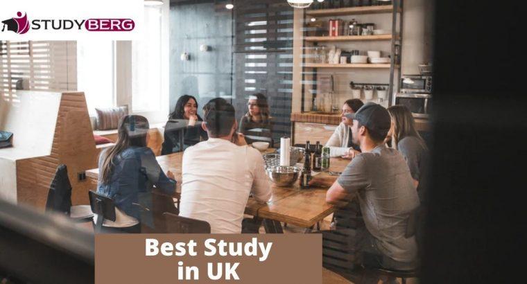 Study in UK: Studyberg