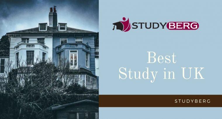Best Study in UK: Studyberg