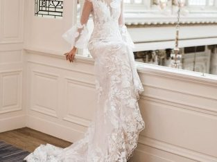 Fully Customizable Exclusively At La Donna Bridal Gown