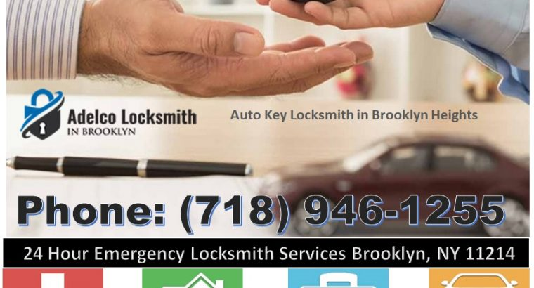 Hire an emergency locksmith in Brooklyn Heights, NY | Call (718) 946-1255