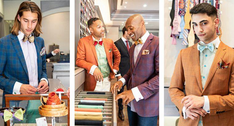 Italian Menswear Suits & Separates