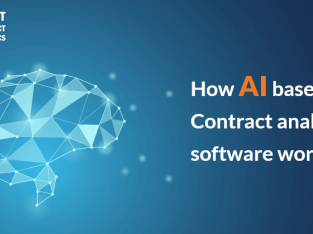 How AI based Contract analysis software works? | Smart Contract Analytics