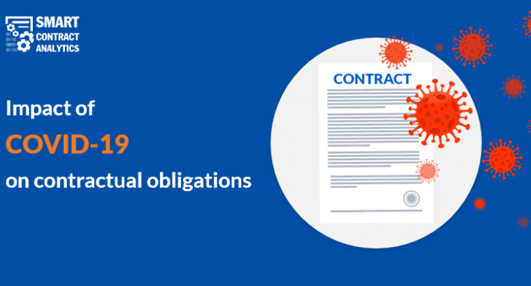 Impact of COVID-19 on contractual obligations | Smart Contract Analytics