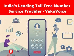 India's Leading Toll-Free Number Service Provider – YakoVoice