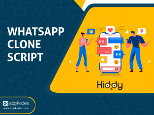 Whatsapp clone with remarkable & engaging features
