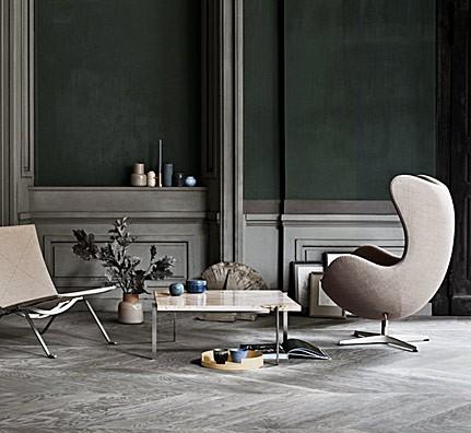 Buy Fritz Hansen Egg Chair: A Triumph of Jacobsen's Total Design Philosophy