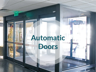 Auto Swing Doors London