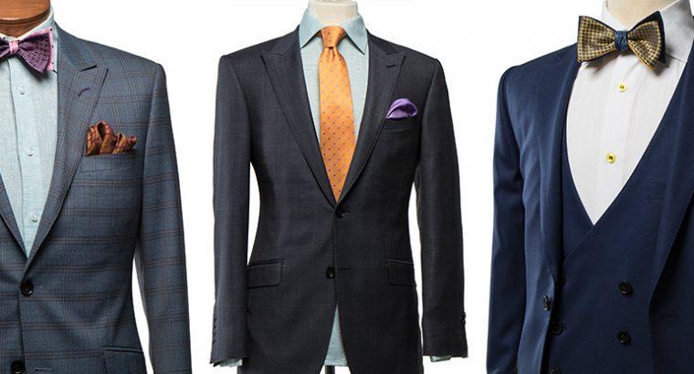 Silicon Valley's Premier Custom Menswear Boutique