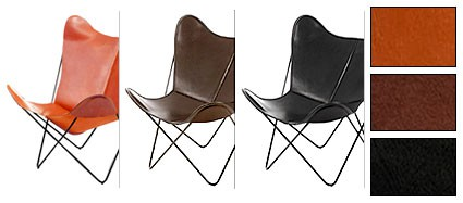 Buy Leatherette (Butterfly Chair) | CHF 1,446.41