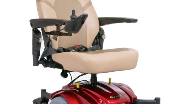 Golden Technologies' Compass Sport GP605 is the newest addition to the growing Compass family of cen