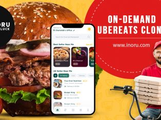 Beat all food conveyance application contenders with our incomparable UberEats Clone