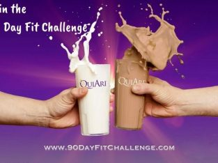 Join the 90 Day Fit Challenge
