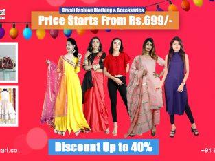 Buy Georgette Anarkali Kurta for Women in Chennai