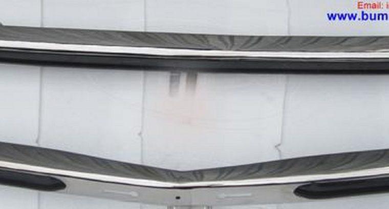 Mercedes W123 Sedan bumpers