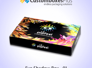 High-quality Eyeshadow Box Wholesale With Free Shipping