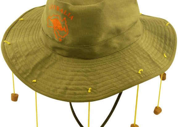 Hat Australian W/10 Strung Corks Adult.