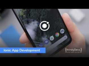 Ionic Mobile App Development Company in USA | thirstyDevs Infotech