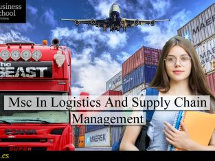 Msc In Logistics And Supply Chain Management
