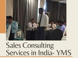 Sales Consulting Services in India – Yatharth Marketing Solutions