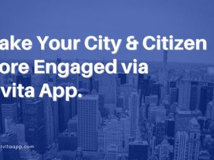 Citizen Relationship Engagement Platform for all size of cities