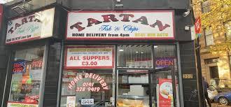 Best Fast Food Restaurants Tartan Glasgow
