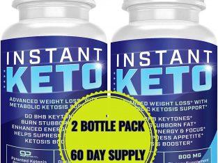 Instant Keto Diet – Advance Weight Loss Pills