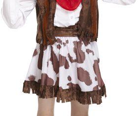Child Cowgirl Costume.