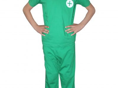 Children Surgeon Costume