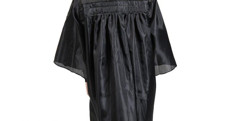 Children's Primary School Graduation Gown and Cap