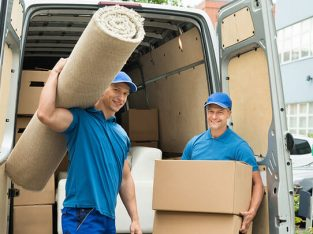 Two Men And A Van | Removal Van Melbourne – Singh Movers