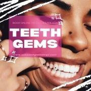 School of Glamology Teeth Gem and Teeth Whitening Combo Class