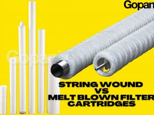 String Wound Vs Melt Blown Filter Cartridges