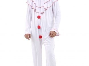 Children Scary Clown Costume.