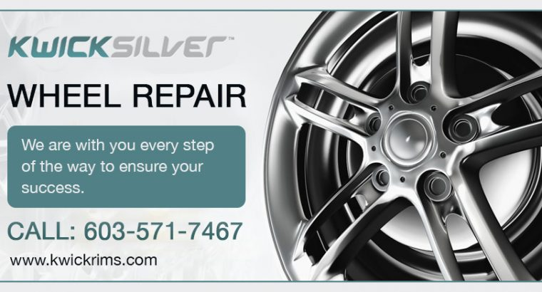 Fixing the Alloy Rims with Ease