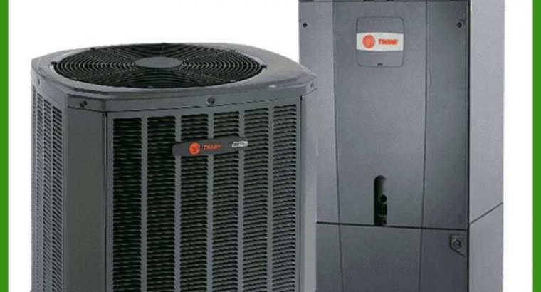 Trane 2 Ton 20 SEER V/S Heat Pump Communicating System Includes Installation