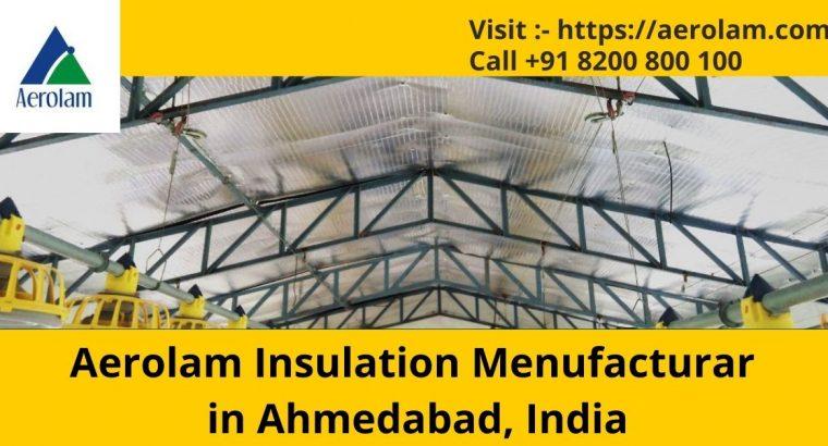 Aerolam Insulation Menufacturar in Ahmedabad, India