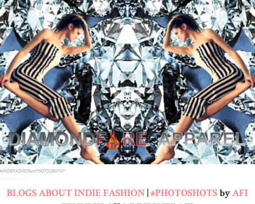 Indie Fashion Blog Features Fashion, Food and More