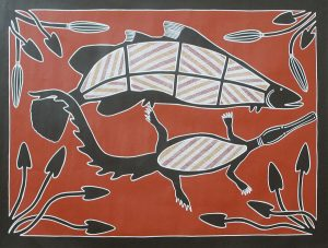 Contemporary Aboriginal Art | Modern Aboriginal Art | Top Didj