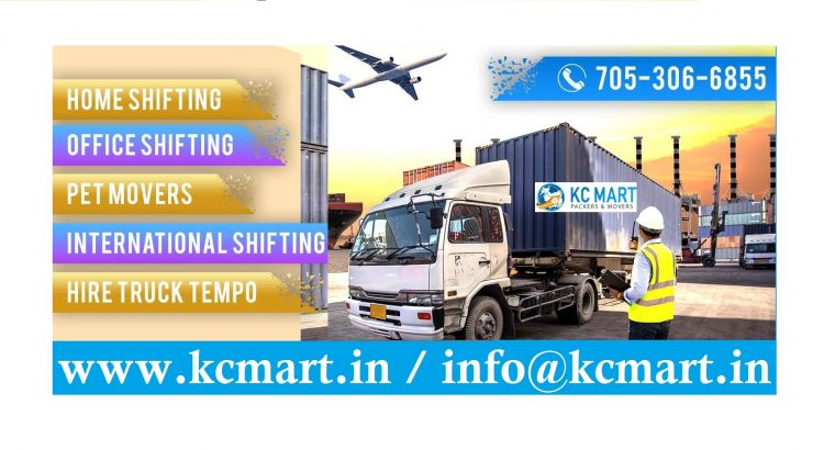 Know Your Shifting Budget with KCMART – Home Shifting Services in Delhi