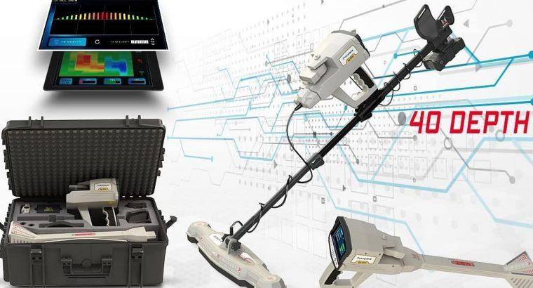 Phoenix 3D Ground Scanner Metal Detector